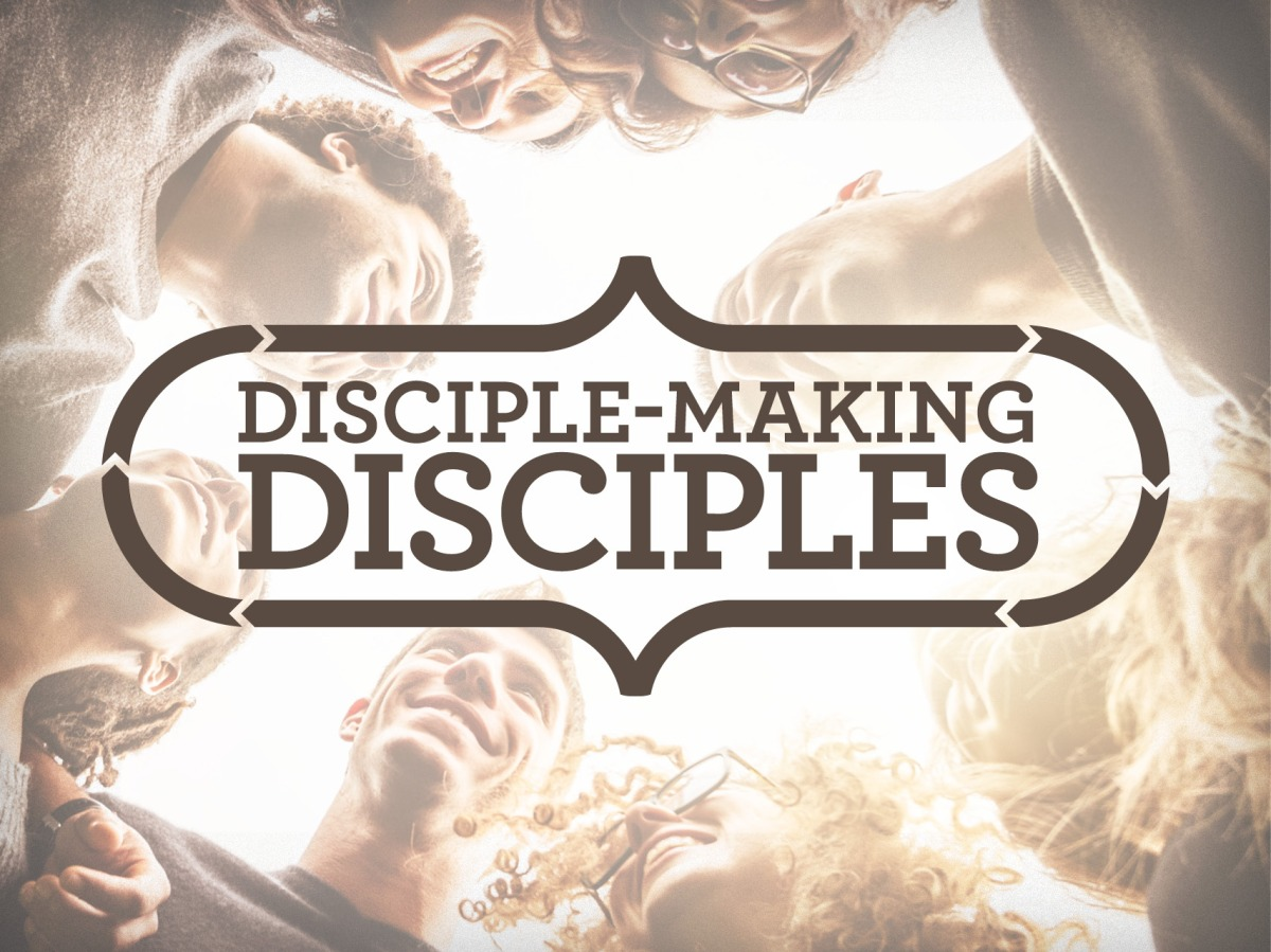 Welcome to Disciple-makingDisciples