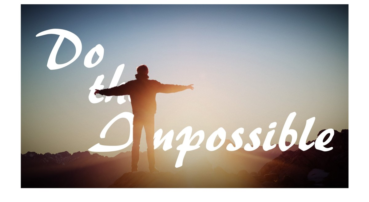 Do the Impossible: Make Disciples