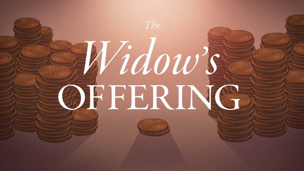 The Widow's Offering