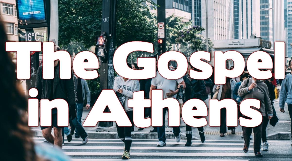 The Gospel inAthens