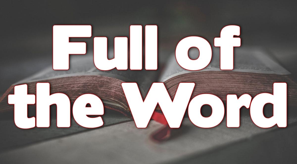 Full of theWord