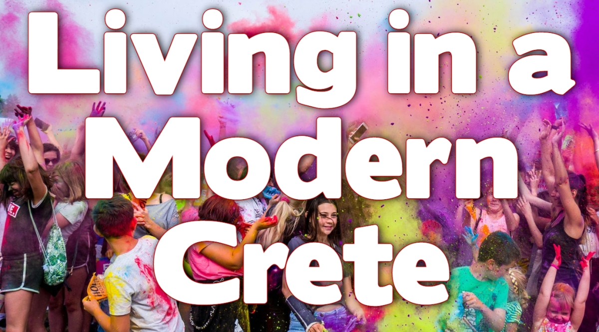 Living in a ModernCrete