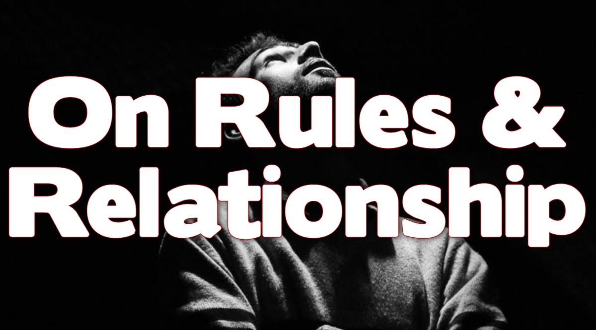 On Rules and Relationship