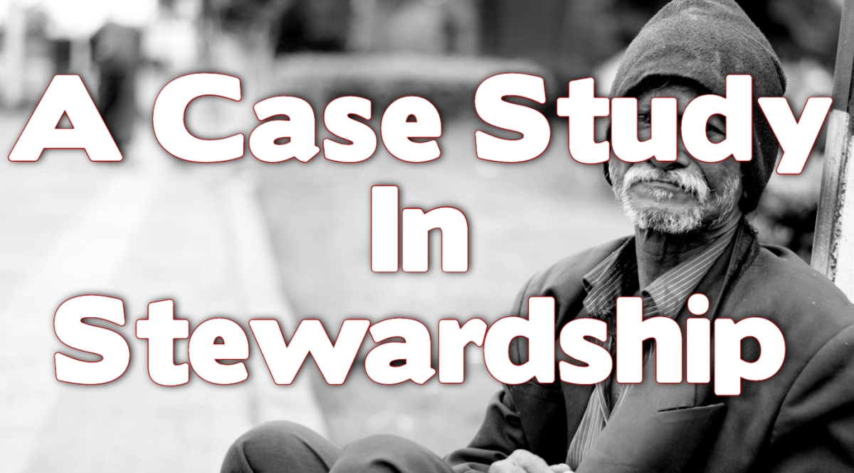 A Case Study in Stewardship