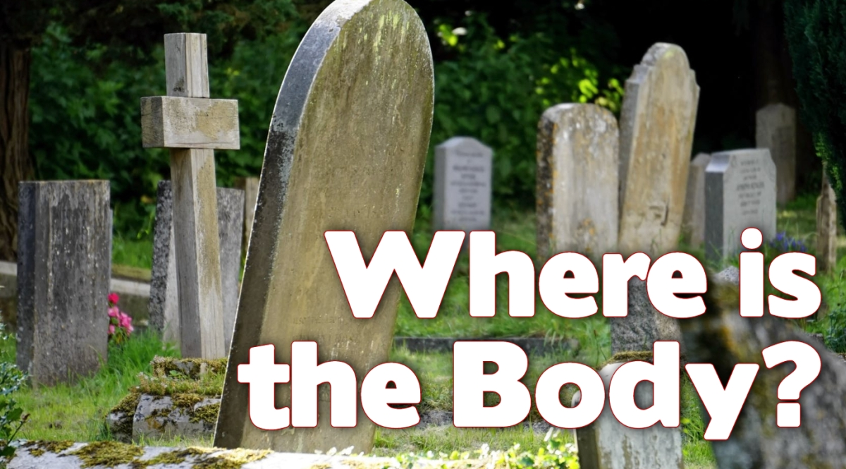 Where is theBody?
