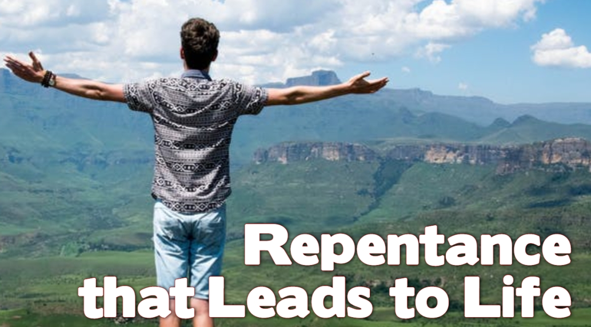 Repentance that Leads to Life