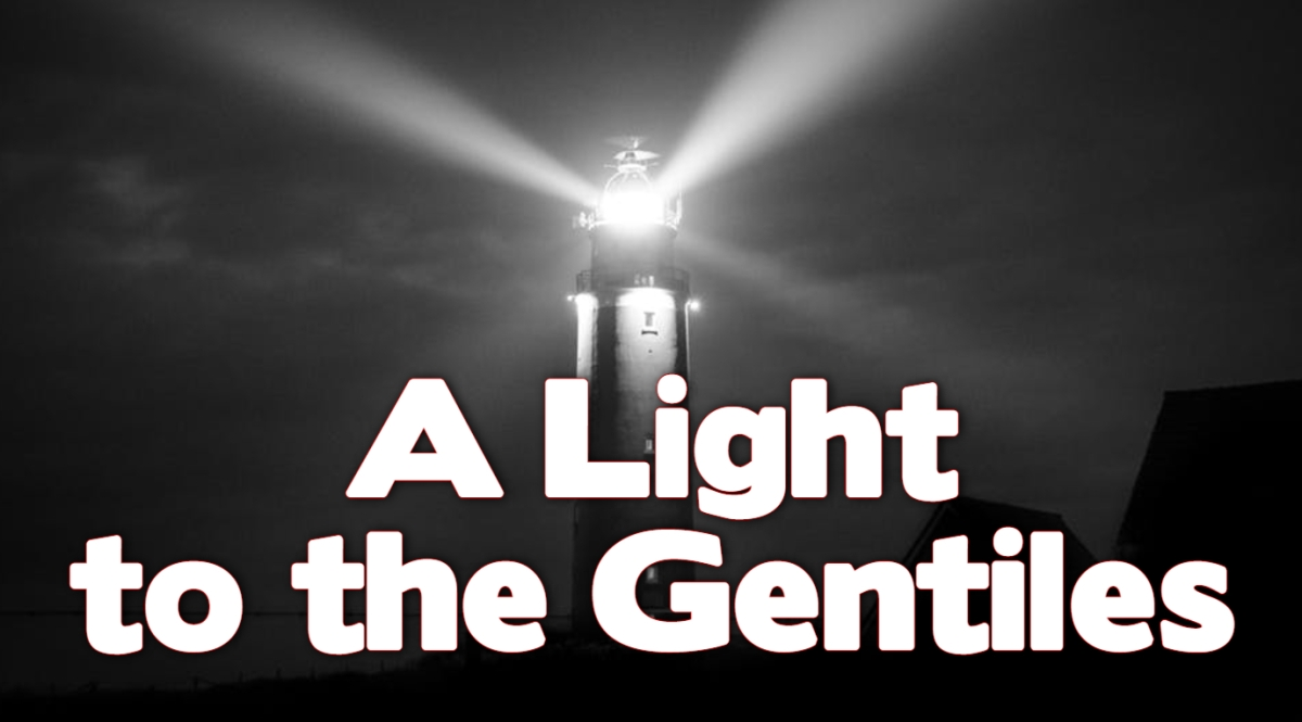 A Light to the Gentiles