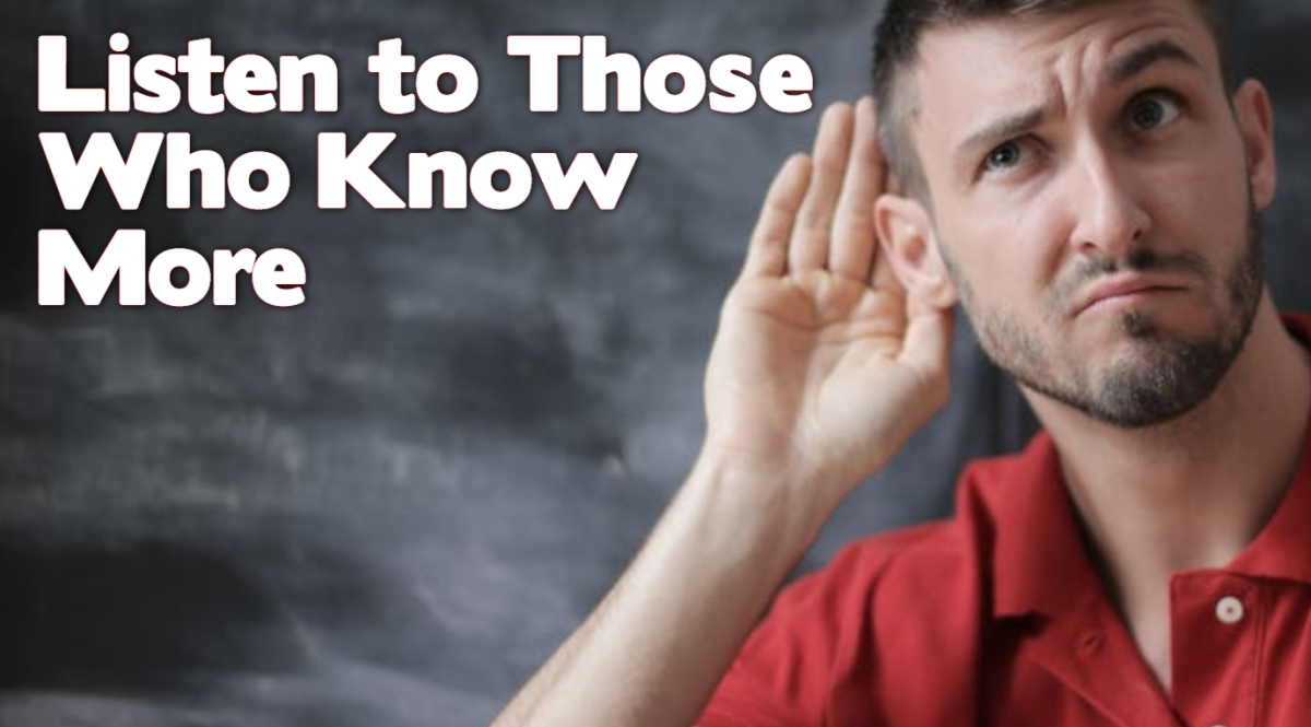 Listen to Those Who Know More (Apollos: Part2)