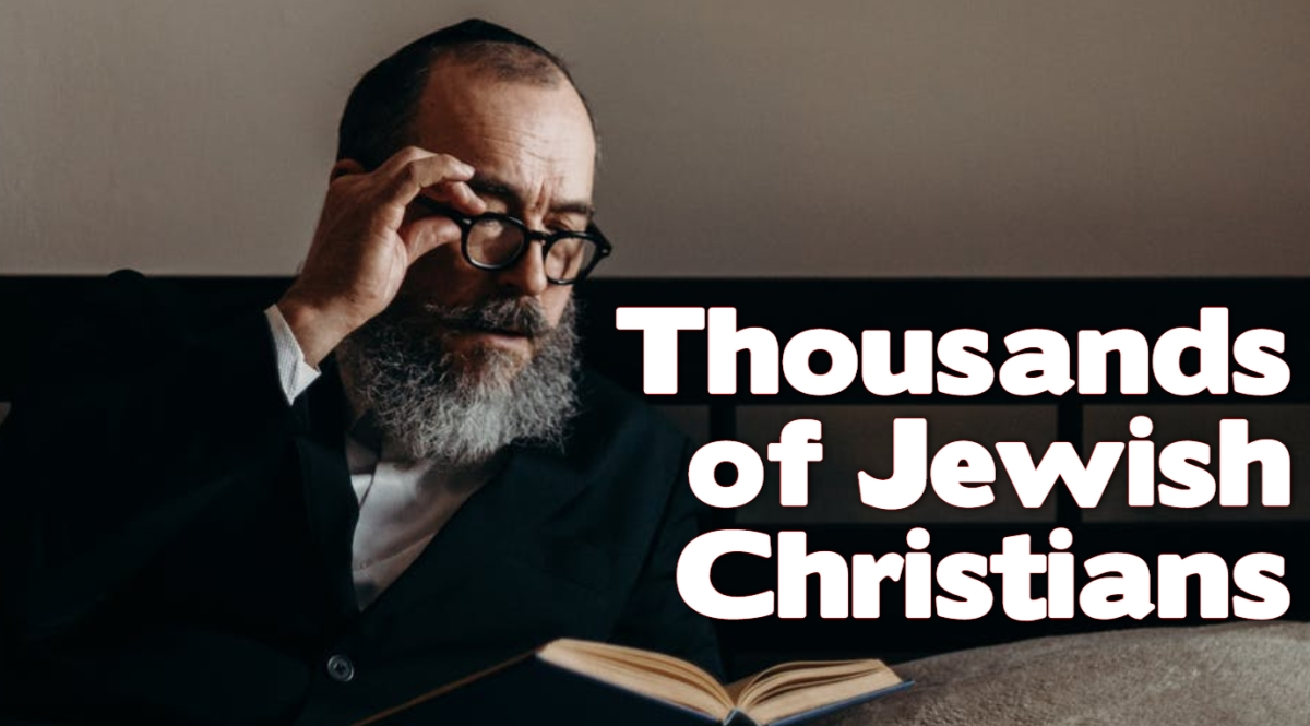 Thousands of Jewish Christians