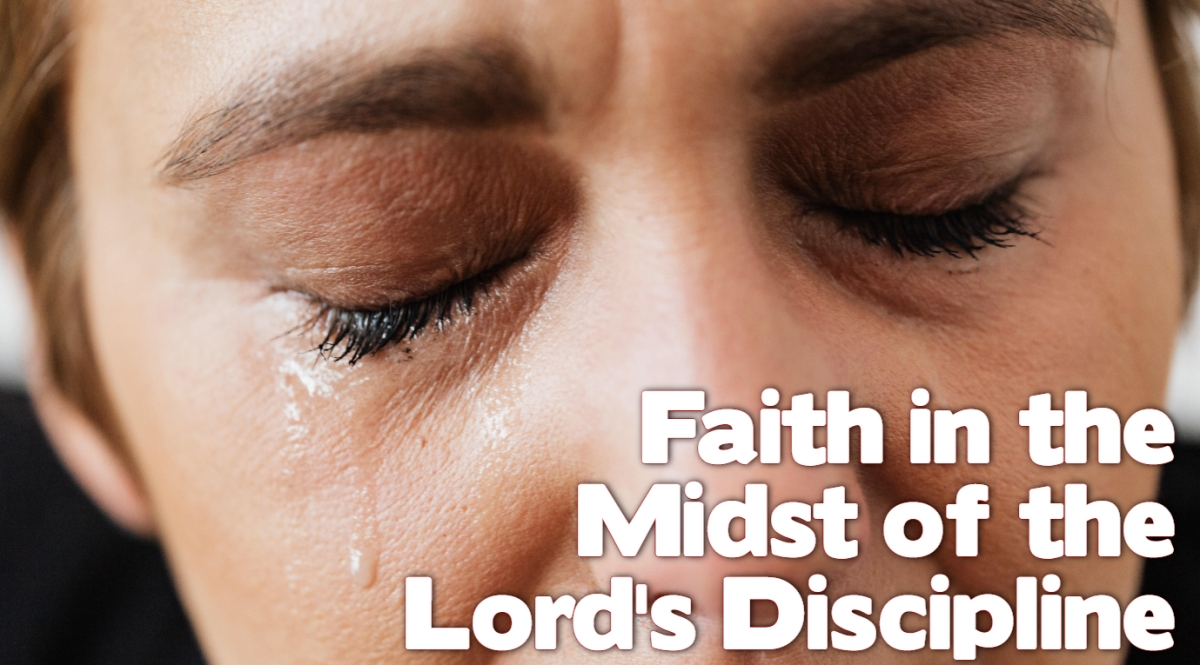 Faith in the Midst of the Lord'sDiscipline