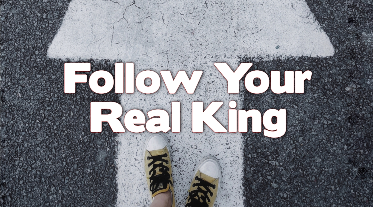 Follow Your RealKing
