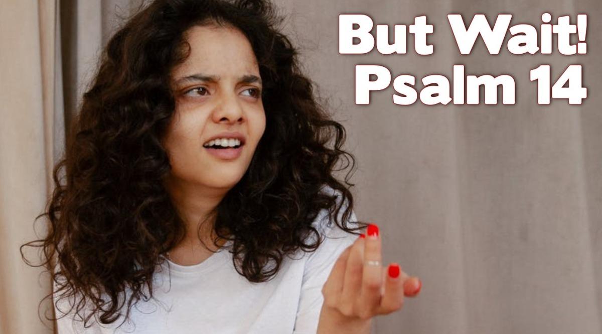 But Wait! Psalm14
