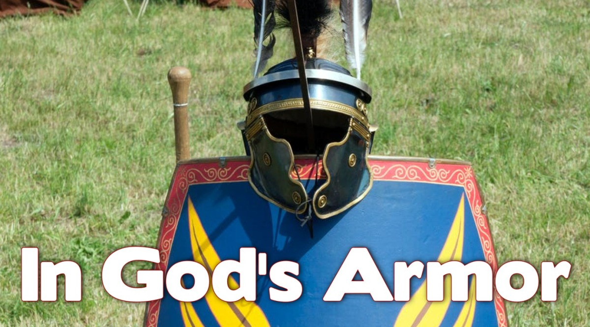 In God's Armor