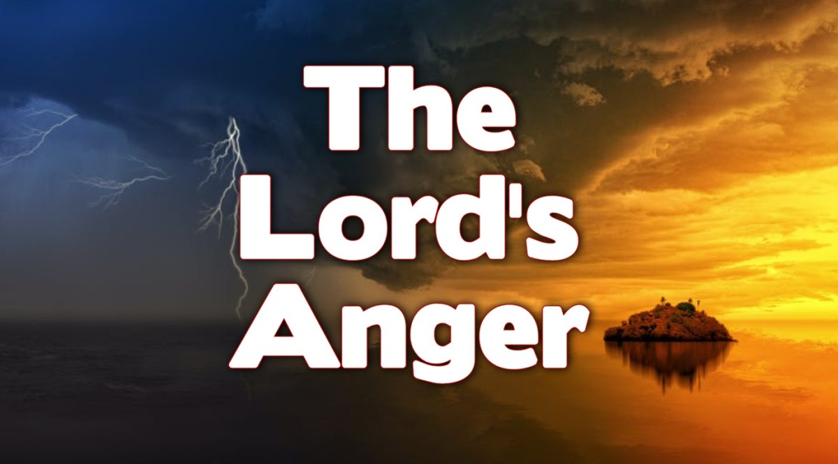 The Lord's Anger
