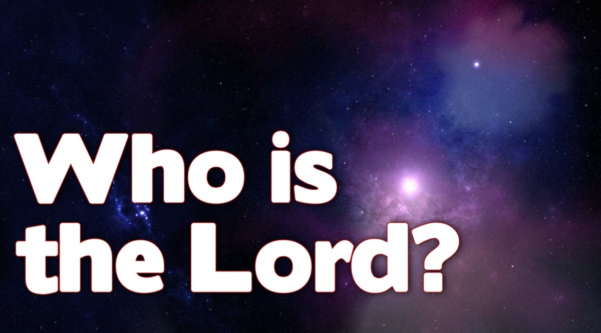 Who is theLord?