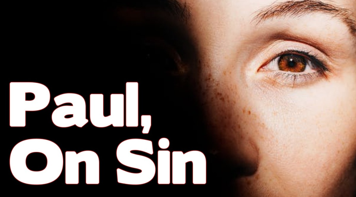 Paul, On Sin