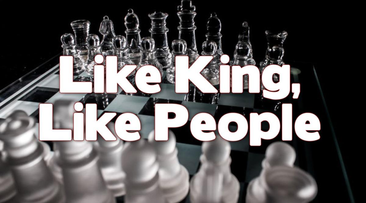 Like King, LikePeople