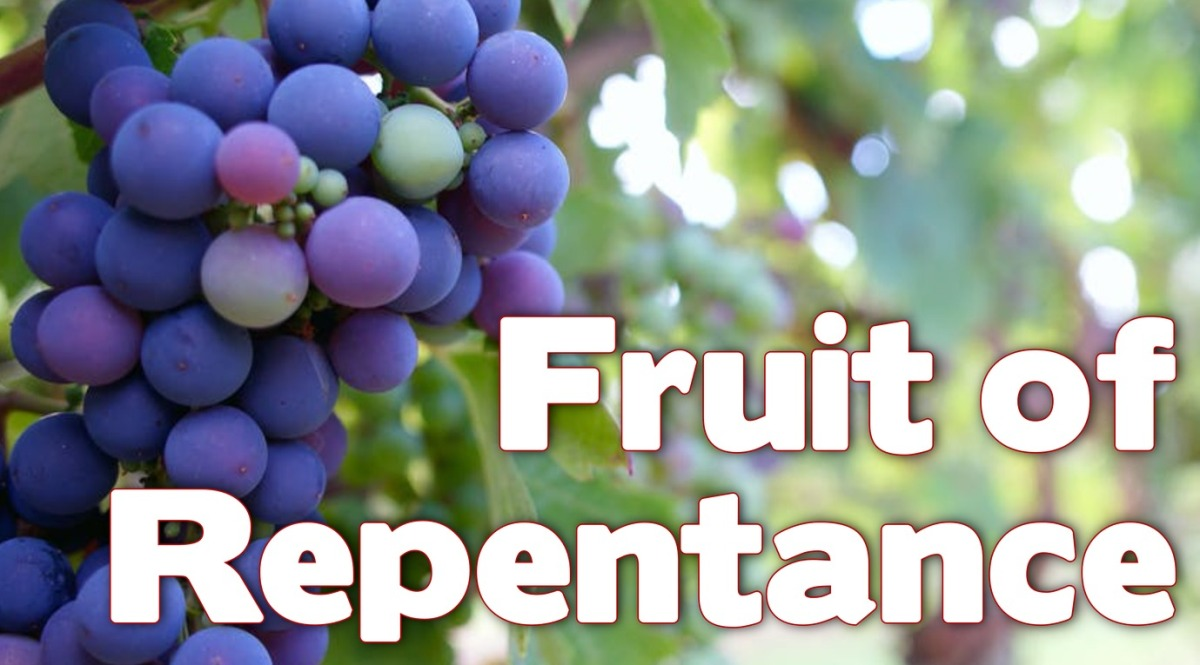 Fruit of Repentance
